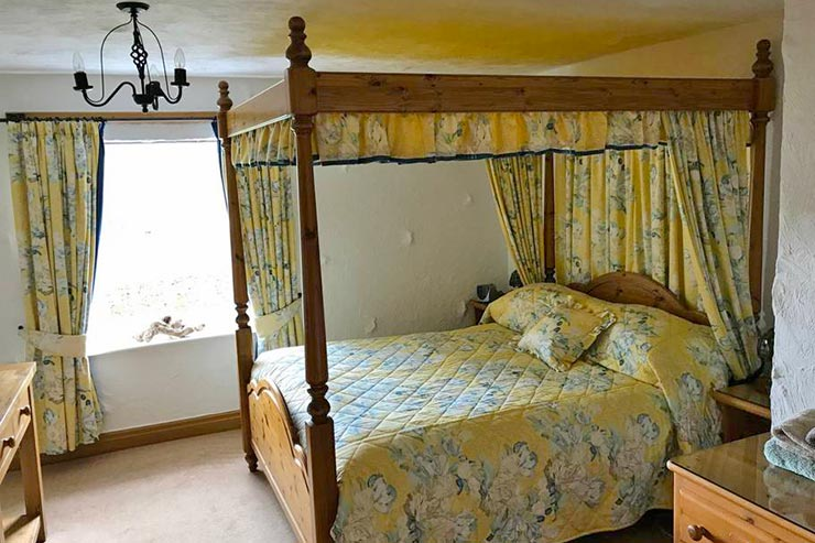Brae Fell Cottage Bedroom