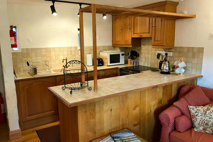 High Pike Cottage Kitchen