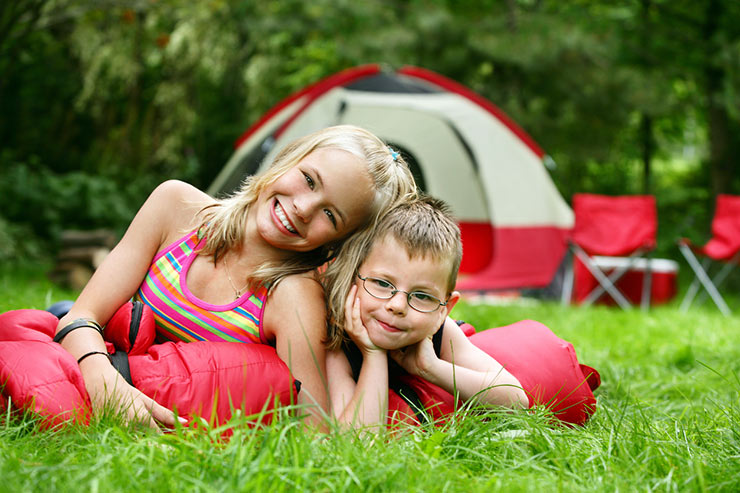North Lake Camping, Glamping and Caravans