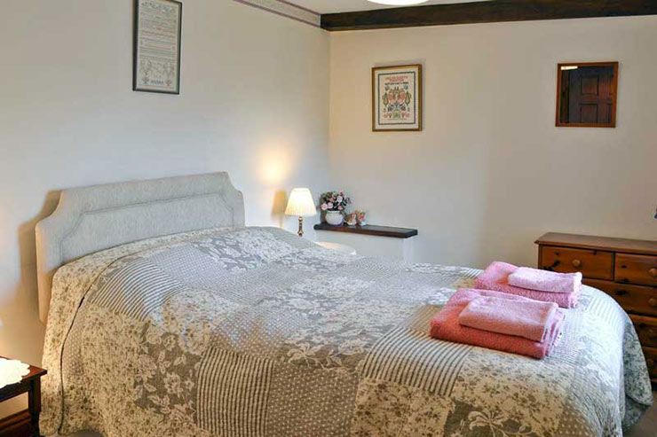 Swaledale Cottage Double Room