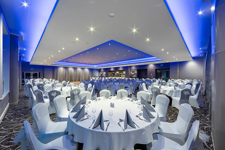 Private Banqueting Suite for Special Events