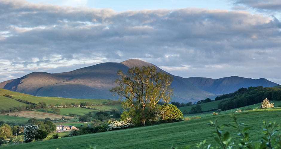 The Northern Fells of the Lake District