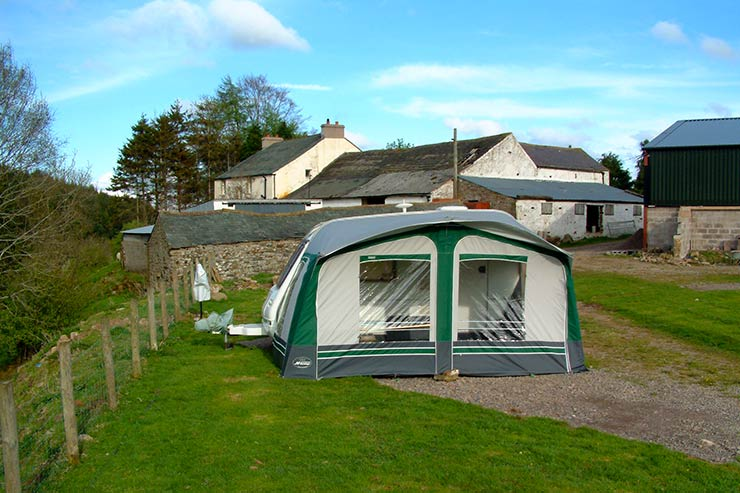 Throstle Hall Caravan Park
